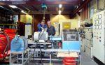 2012 - Modernisierung des Pruefstandes bei DE VIER - Kunde und Lieferant