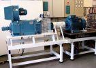 RE-POWER Pruefstand 70 kW mit Scheibenbremse 500 Nm